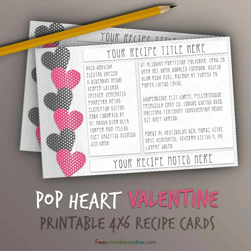 online recipe cards - Selol-ink