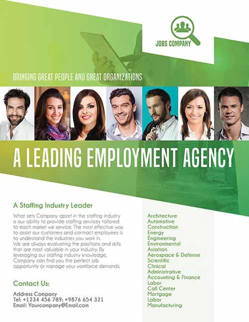 flyer employment - Kopeimpulsar - hiring flyers template