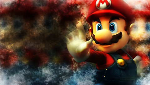 Car Wallpaper For Computer Put On Now Psp Mario Wallpaper 171 Psp Wallpapers