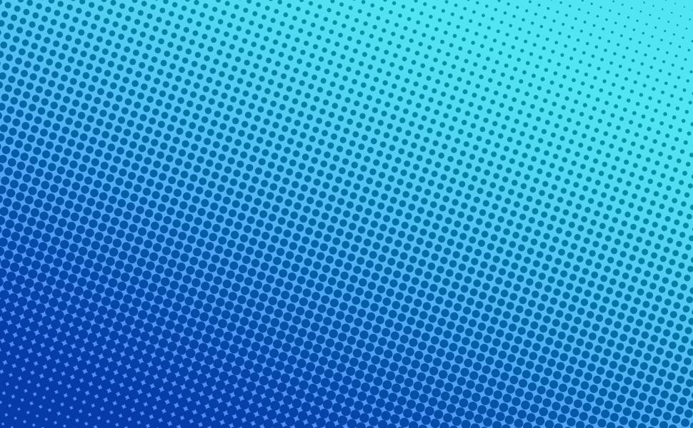 Get Free Stock Photos of Blue halftone dots background Online
