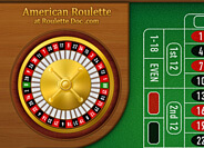 American Roulette Line Free