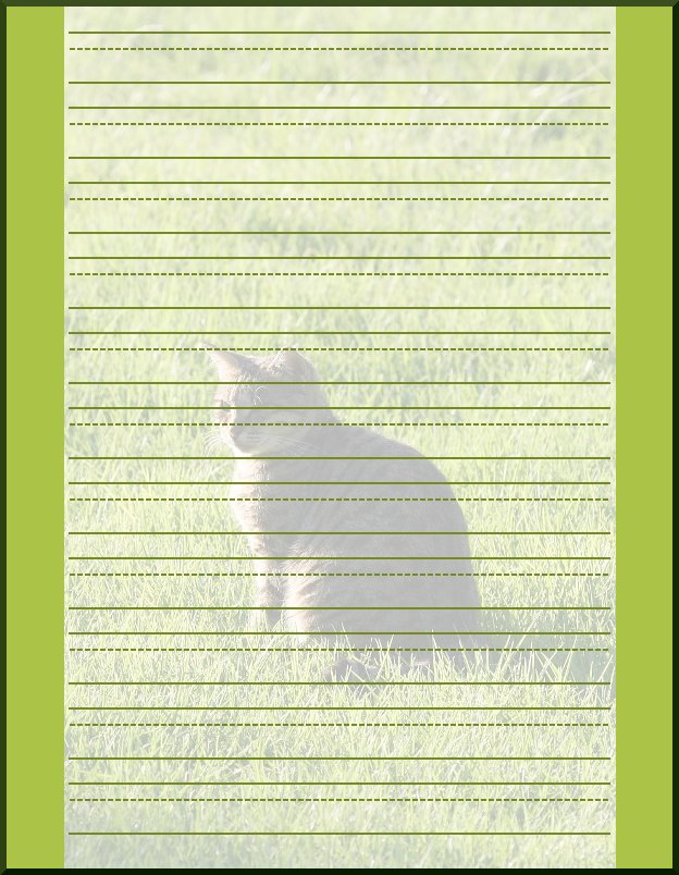 free printable Free School Paper - free printable lined stationary
