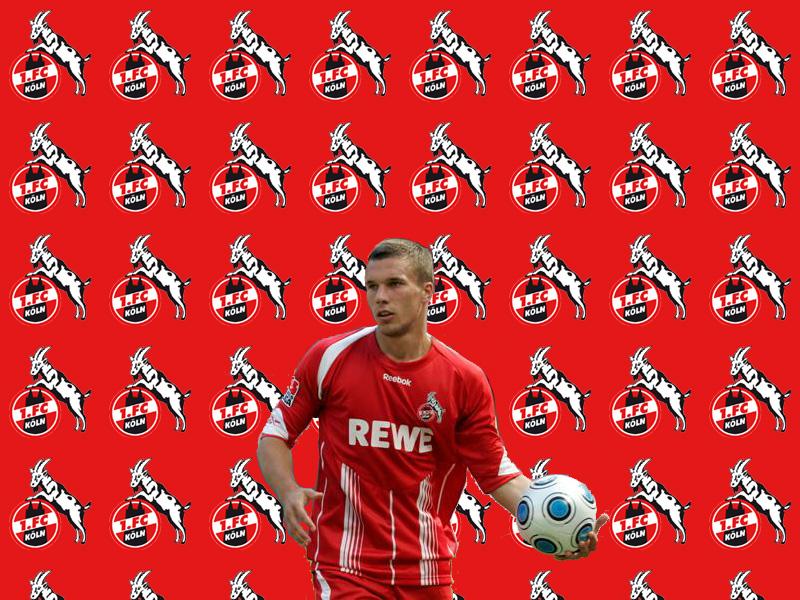 Argentina Football Wallpaper Hd Lukas Podolski Fc K 246 Ln Player Wallpaper Free Soccer
