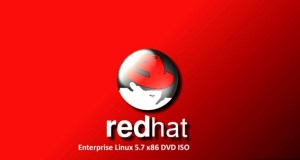 Red Hat Enterprise Linux 5.7 DVD ISO