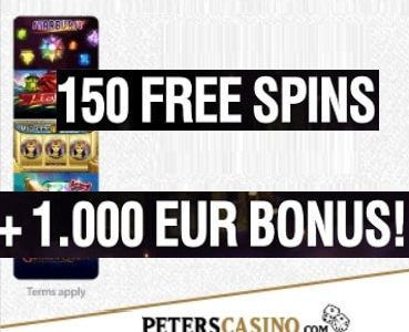 Peters Casino free spins