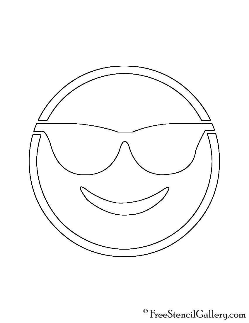 Emoji Pumpkin Carving Stencils Coloring Pages Printable Auto Wiring Diagram
