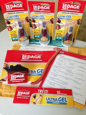 Free Vip Sample Pack From Lepage Canada Free Stuff - Lepage Ultra Gel