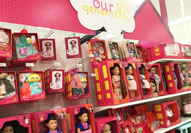 Doll Mastermind Toys Target 20 Off Our Generation Dolls Accessories In