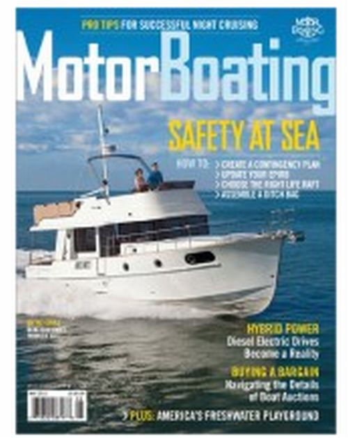 Mercury Magazines Free Subscription to Motor Boating Magazine - US