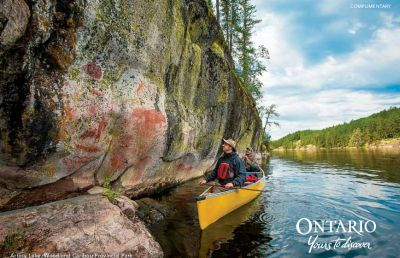 Ontario Tourism Free Ontario Outdoor Adventures Calendar 2013 and Travel Guides