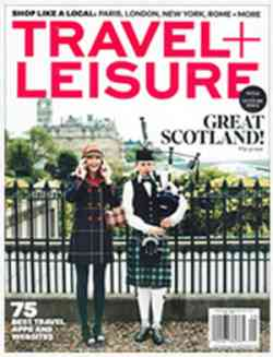 Freebizmag Free Travel + Leisure Magazine One-Year Subscription - US