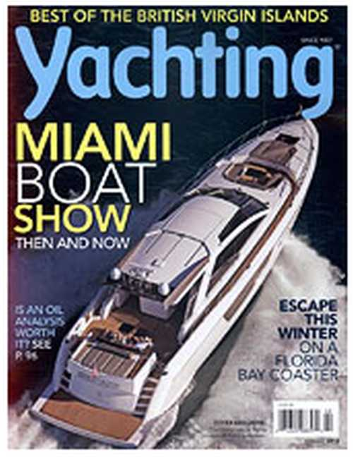 FreeBizMag Free Yachting Magazine One-Year Subscription - US