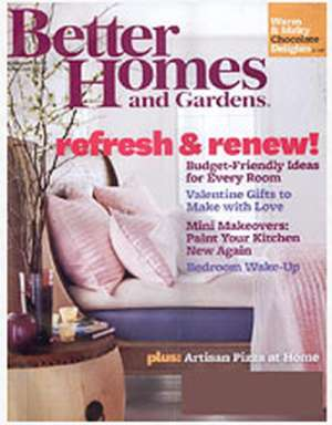 freebizmag Free Better Homes and Gardens Magazine One-Year Subscription - US