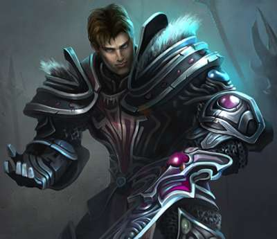 League of Legends Free Garen and his Dreadknight Skin via Twitter