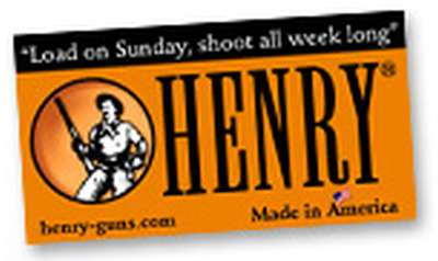 Henry Rifles Free Catalogue and Decal - Canada and US