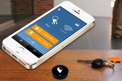 The TrackR Free TrackR Device to Track Your Lost Phone