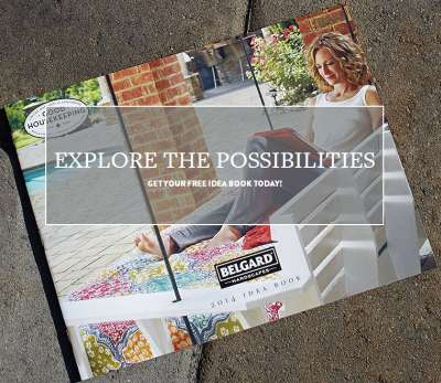 Belgard Free 2014 Idea Book Outdoor Living Journey - Canada and US