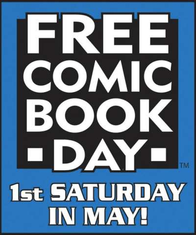 Free Comic Book Day Free Comic Books on May 2, 2014