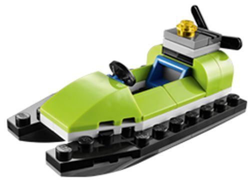 LEGO Stores Free LEGO Jet Ski Mini Model Build on June 3, 2014, Ages 6-14 Only