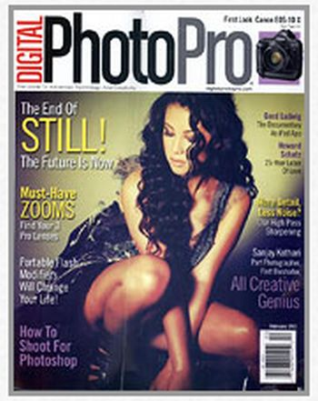 freebizmag Free One Year Subscription to Digital Photo Pro Magazine - US