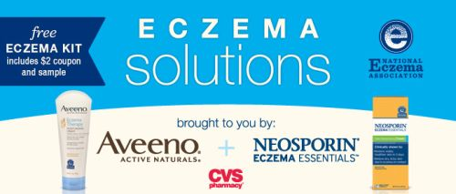National Eczema Association Free Eczema Kit with $2 Coupon and Sample - US