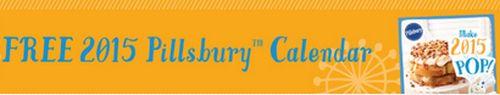 Pillsbury Free 2015 Pillsbury Calendar - US