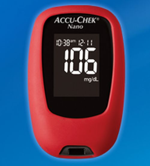 ACCU-CHEK Nano SmartView System Certificate for a Free Blood Glucose Monitoring System - US