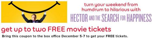 AMC Theatres 2 Free Tickets to