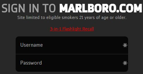 Marlboro Free Burger Press - Ages 21+, US