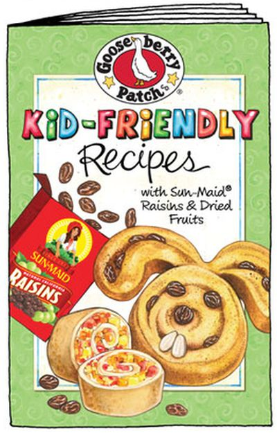 Gooseberry Patch Free Kid-Friendly Recipes Book - Canada and US