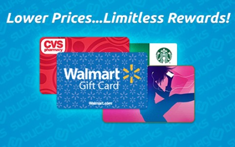 Swagbucks Earn Points for Free Gift Cards and Rewards (sponsored)