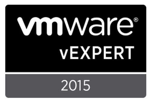 IT Diversififed Free #vExpert 2015 Sticker - US
