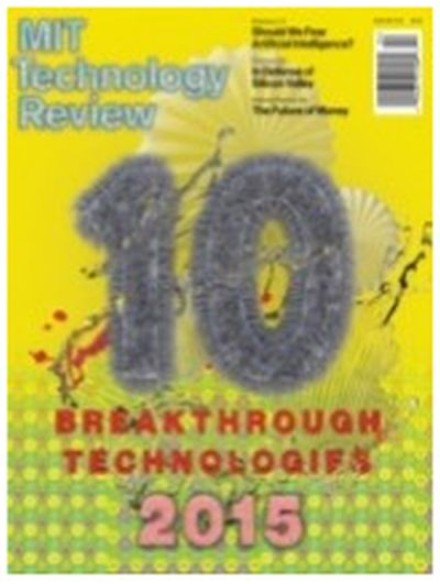 Mercury Magazines Free One Year Subscription to MIT Technology Review - US