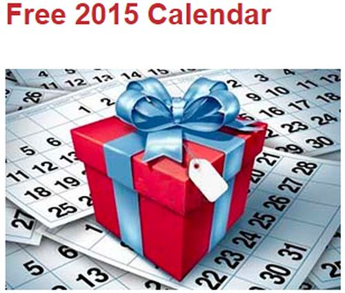 World Impact Ministries Peter Youngren Free 2015 Calendar