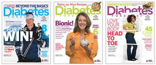 American Diabetes Association Living with Type 2 Diabetes Program Free 12-Month Program with 3 Free Issues of Diabetes Forecast Magazines - US