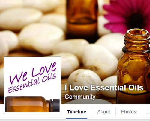 I Love Essential Oils Free Essential Oils and Beard Oil Sample via Facebook and Email