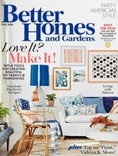 freebizmag Better Homes and Gardens Magazine