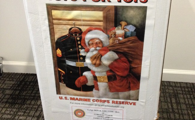 Toys For Tots Donation Box Wow Blog
