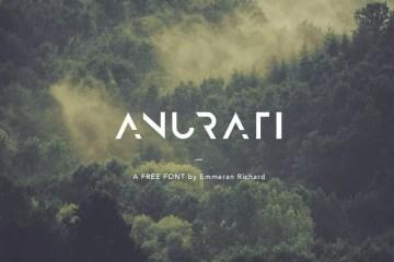 anurati-free-font