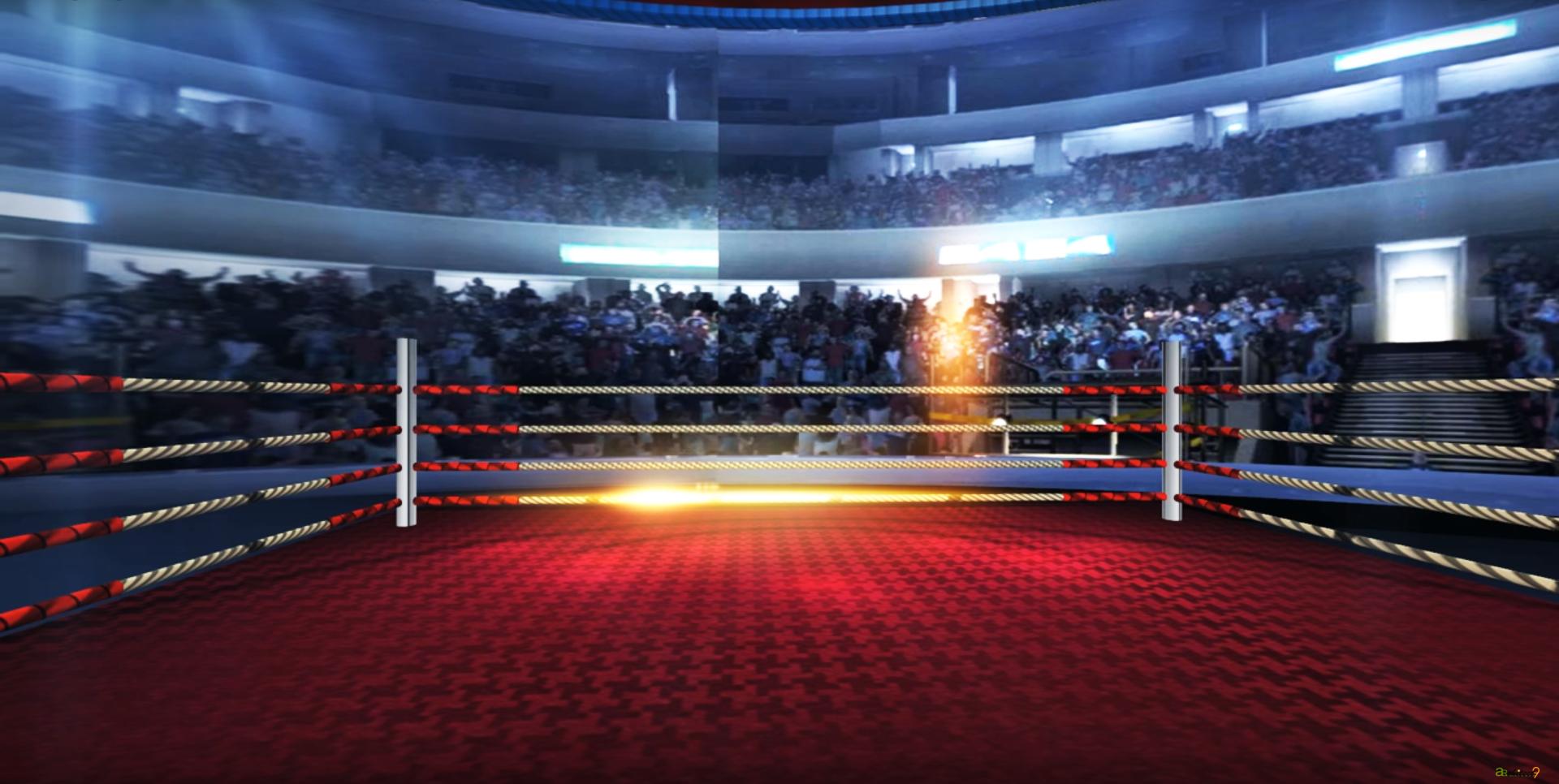 3d Animation Wallpaper Download Boxing Ring Virtual Set Free Virtualset