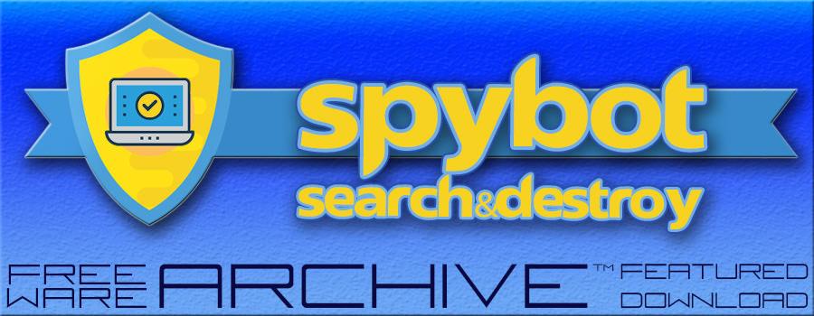 Spybot Search  Destroy 27 \u2013 Free Download - Version 27 SD