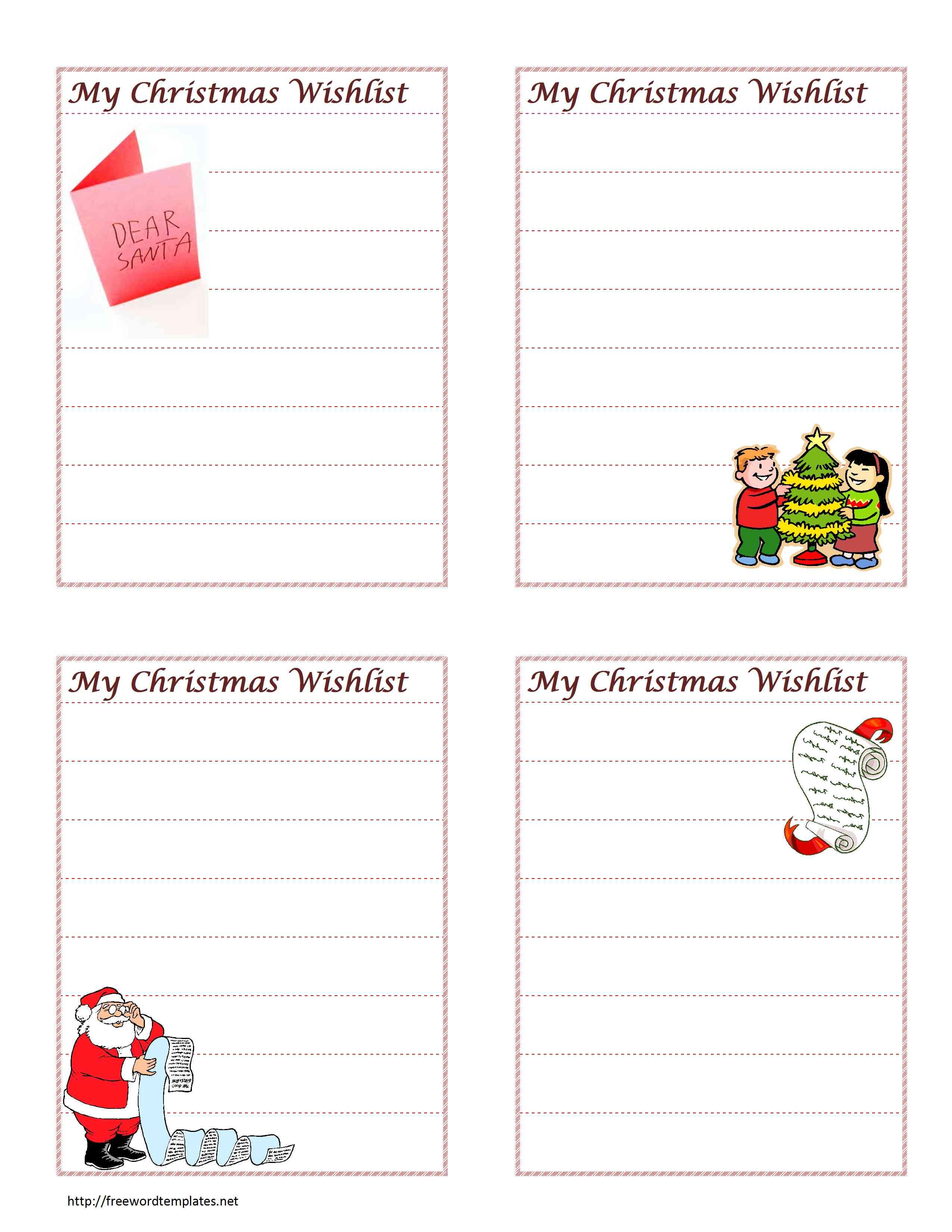 christmas wish sample – Christmas Wishes Sample