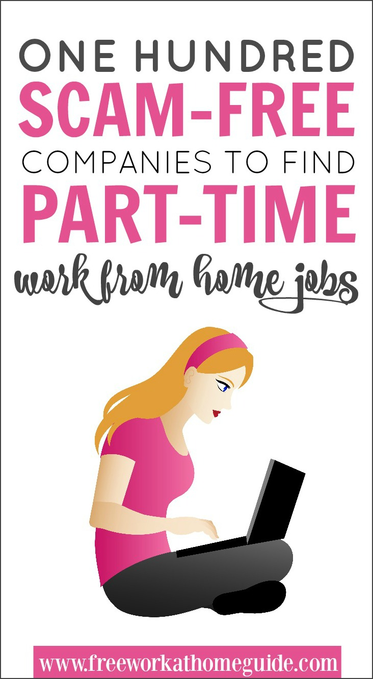 In Job Part Time 100 Scam Free Companies To Find Part Time Jobs Online