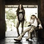 Стивен Тайлер с дочерью в рекламе одежды Andrew Charles