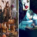 Рекламные кампании Gucci и Mulberry (осень-зима 2011-12)