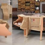 Animal Shaped Furniture by Marcantonio Raimondi Malerba