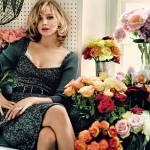 Jennifer Lawrence for Vogue US