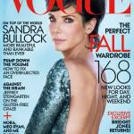 Sandra Bullock for Vogue US