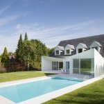 House in Wemmel, Belgium