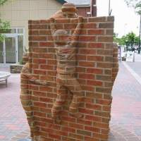 Stunning Brick Sculptures by Brad Spencer